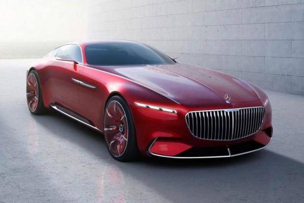 Conheça o extremamente luxuoso Mercedes Maybach 6