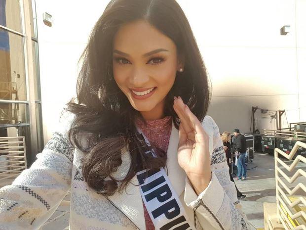 Pia Wurtzbach - Miss Universo 2015