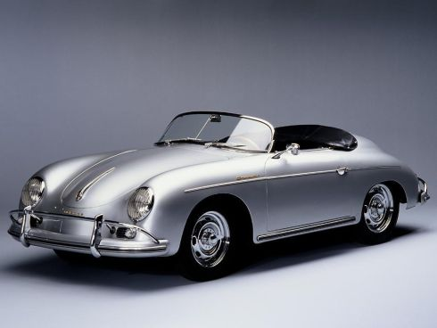 Porsche Speedster Super Motors
