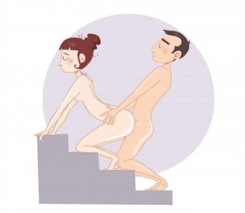 10 posições do Kama Sutra para fazer sexo em pé