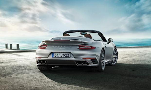 Porsche apresenta 911 Turbo e 911 Turbo S