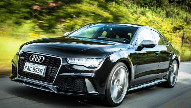 Audi RS7 Performance, o carro do Neymar