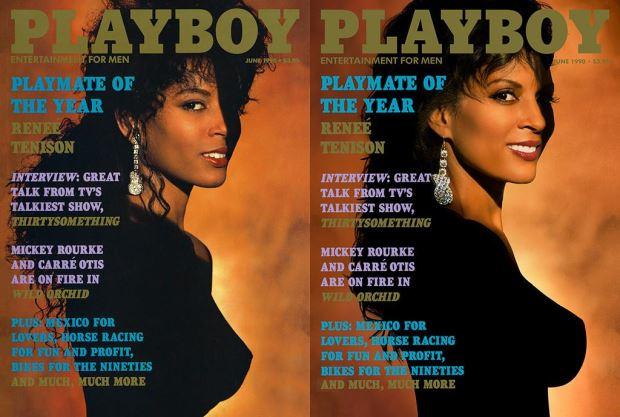 Modelos da Playboy recriam suas capas após décadas