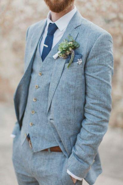 Os 10 ternos para casamento mais procurados do Pinterest