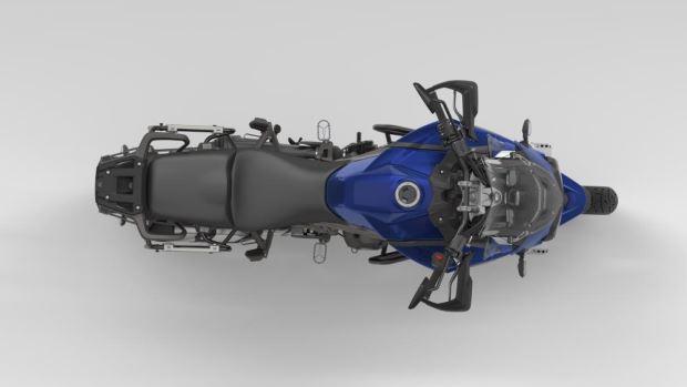 Triumph lança a nova Tiger Explorer XCa no Brasil