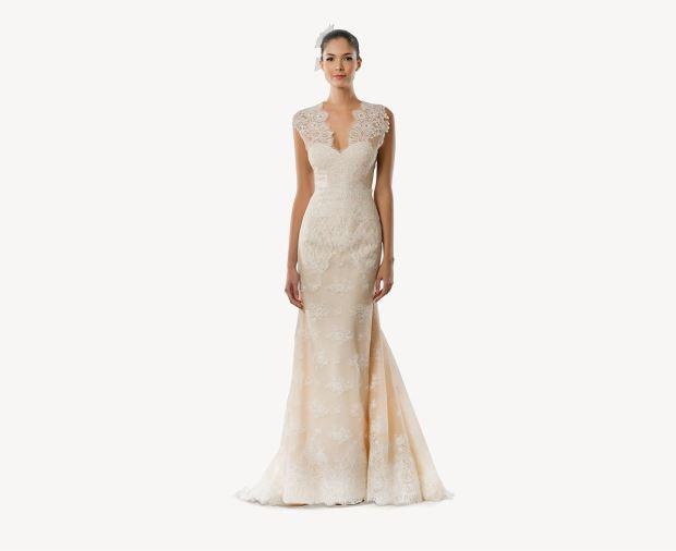 10 vestidos de noiva não brancos
