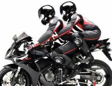 Mas só para a morte não há solução, confira algumas dicas de como se postar na garupa de uma moto
