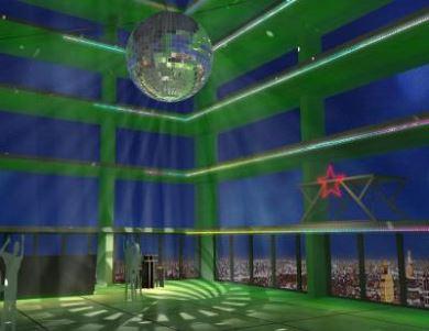 Fotos do projeto ilustram pista de dança que animará as noites do Heineken Up The Roof