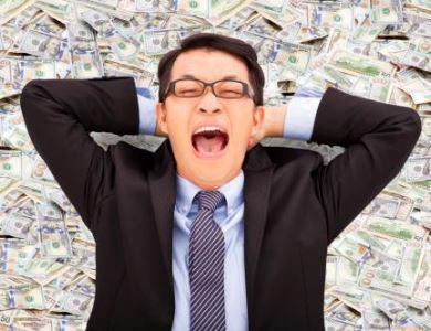O que você faria se acordasse de um dia para o outro podre de rico?