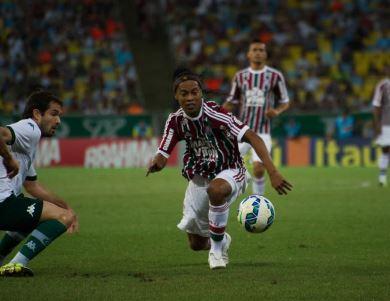 O jogador em partida contra o Goiás, no dia 26 de setembro: última atuação