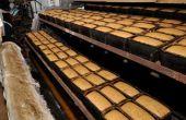 Os pães e as bisnagas estrearam o plano de redução de sódio do governo federal