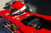 A Scuderia Ferrari, mesmo após a vitória de Hamilton, da Mercedes, ainda busca o título por equipes