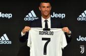 Após nove anos em Madrid, Cristiano foi anunciado pela Juventus na última janela de transferências europeia