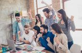 Atingir as metas no ambiente profissional demanda muito planejamento e motivação