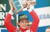 Com 41 vitórias no currículo, Ayrton se tornou um dos maiores corredores de F1 de todos os tempos