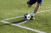O futebol, esporte mais popular do mundo, é uma saída para quem deseja saúde