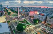 Buenos Aires irá voltar sua atenção para o grande confronto da Libertadores, que acontece nos dias 10 e 24 de novembro