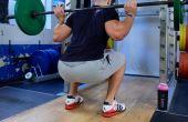 Sapato de levantamento de peso tem sola mais rígida e ajuda a melhorar desempenho na musculação
