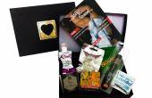 As caixinhas, que são discretas, contêm produtos eróticos, dicas e brincadeiras para não deixar a relação entrar na rotina