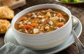 """Sopas que contém batatas, macarrão e arroz, por exemplo, prejudicam toda a dieta e as metas alcançadas no """"projeto verão"""""""