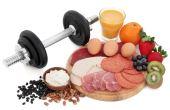 O ideal após as atividades é procurar ingerir carboidratos junto com alguma proteína