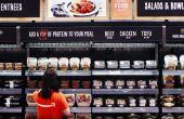 No modelo da Amazon, os supermercados não terão mais filas, nem caixas: serão os aplicativos os responsáveis pelas compras