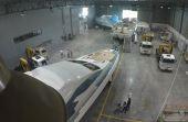 Com 83 pés, o Azimut 83 é o maior iate já fabricado no país