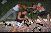 Veja aqui algumas provas de como beber demais pode dar errado e ainda render momentos engraçados para outras pessoas