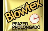Blowtex Prazer prolongado: tá com tempo e fôlego? Então pede esse na farmácia!