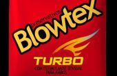 Blowtex Turbo: com agentes estimulantes para quem quer ousar