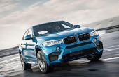 O BMW X6 M é o carro mais potente dos que estão na promoção: 575 cavalos