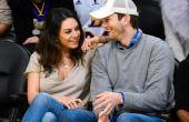 Na pesquisa, o ator Ashton Kutcher foi considerado um típico exemplo de homem romântico
