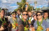 Em 2015, a Brazilian Storm foi composta por sete surfistas na elite do surf. Este ano serão dez atletas em busca do título