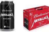 Gosta de cervejas rock n roll? Metallica e Budweiser lançaram no Canadá uma gelada com nome da banda