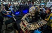 Fãs de drones e simuladores de realidade virtual poderão experimentar equipamentos de alta tecnologia