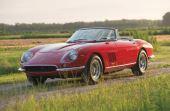 Essa Ferrari foi vendida pela bagatela de 27,5 milhões de dólares e é apenas a quinta colocada da lista