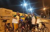 Composto de gordinhos, o grupo faz pedaladas pelas belas paisagens do Rio de Janeiro e incentiva seus integrantes a levarem uma vida mais saudável e social