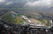 Interlagos é um dos poucos circuitos da F1 com sentido anti-horário. Sua pista tem 4.309 metros