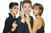 Ativei o James Bond que há em mim para a missão Norris