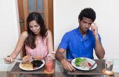 Não tem jeito, enquanto alguns comem o que querem e não ganham peso, outros não podem se dar ao mesmo luxo