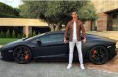 Que tal dirigir um carro igual ao do craque português Cristiano Ronaldo?
