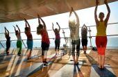 O cruzeiro também oferecerá palestras e workshops sobre nutrição, musculação, ioga e pilates