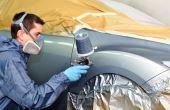 Se pegar uma oficina que faça uma repintura ruim no seu carro, o valor de revenda pode cair ainda mais