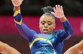 A ginasta Daiane do Santos foi uma de nossas medalhistas olímpicas a ser pega no doping