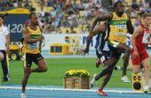 O atleta já superou os ícones americanos Carl Lewis e Michael Johnson, com oito medalhas de ouro cada um