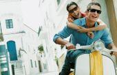 As scooters perderam um pouco do charme do passado, mas se tornaram hoje mais eficientes.
