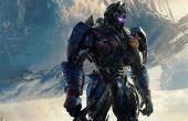 O último filme da série sobre carros e robôs gigantes, Transformers, estreia dia 20/07 no Brasil
