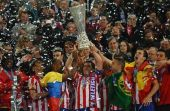 Europa League - Atletico de Madrid, Campeão 2012