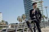 Cada vez mais nas grandes cidades as pessoas têm optado por ir trabalhar de bicicleta