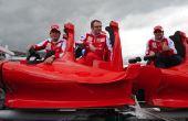 Nomes como Fernando Alonso e Felipe Massa já andaram na Formula Rossa